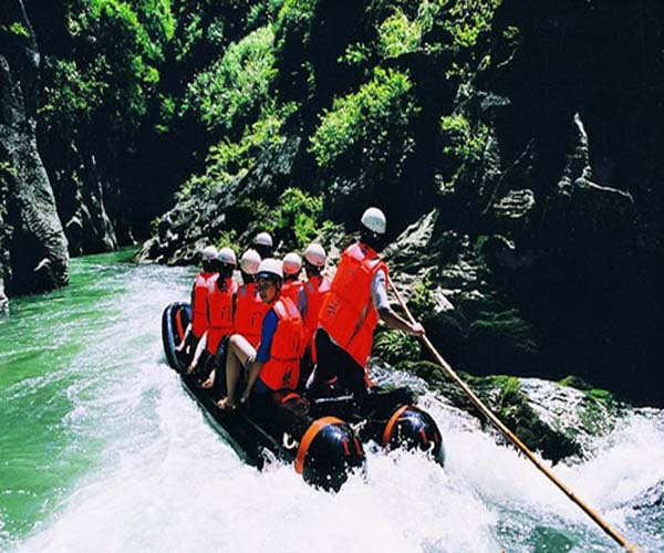 Zhangjiajie Drifting-Maoyan River and Mengdong River