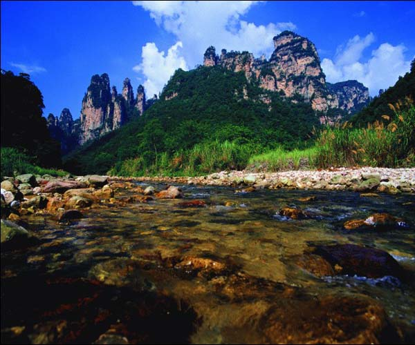 8 Days Private Tour to Zhangjiajie-Fenghuang-Dehang