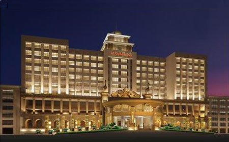 Zhangjiajie Sunshine Hotel will Open the Door