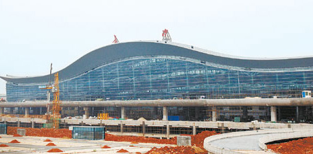 30 Bln Yuan to be Invested into 11 Civil Airport Projects in Hunan