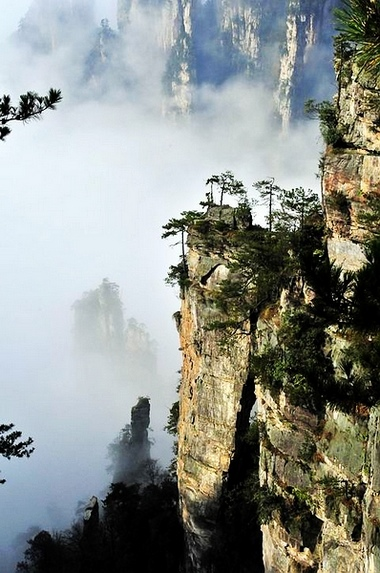 3 Days Hiking Tour to Zhangjiajie Mountain