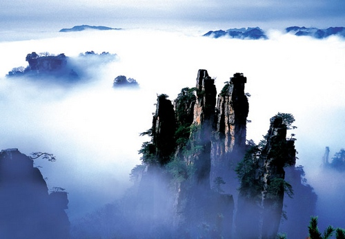 4 Days tour-Zhangjiajie natioal park-Jiangya hot spring
