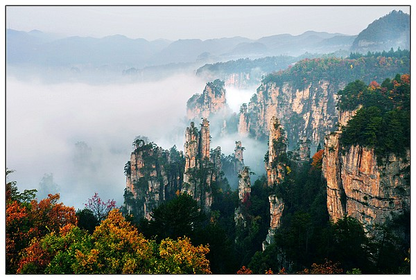 Zhangjiajie family tour-Holiday trip-Easy trip