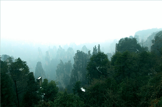 Zhangjiajie Local Join-in tour for Chinese-Speaking people