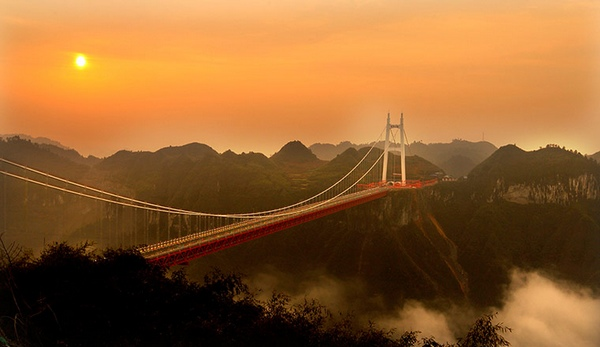 2 Days tour to Fenghuang-Aizhai Grand Suspension Bridge-Furong Town