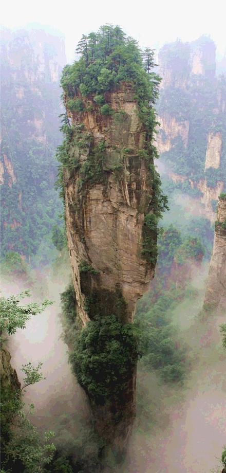 3 Days Zhangjiajie Discovery tour to Avatar Mountain