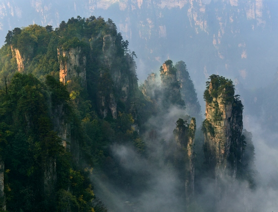 4 DAYS PRIVATE TOUR IN ZHANGJIAJIE