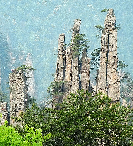 8D7N Private Tour for Changsha-Zhangjiajie-Changsha