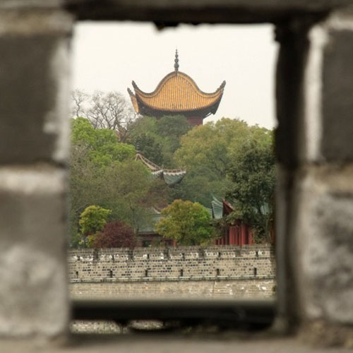 China's Hunan Yueyang Tower