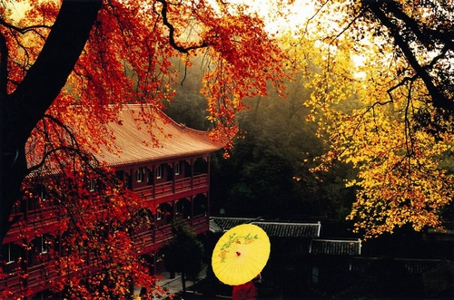 Changde Jiashan Temple