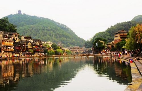 3 Days Cultural tour to Furong town-Fenghuang-Aizhai Bridge-Qianzhou