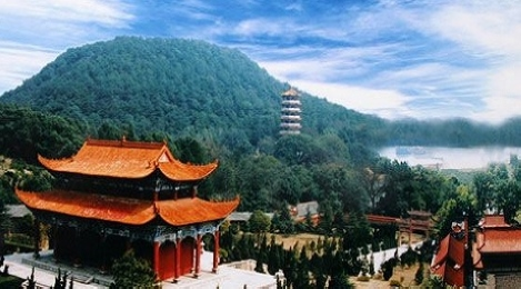 Shimen Jiashan National Forest Park