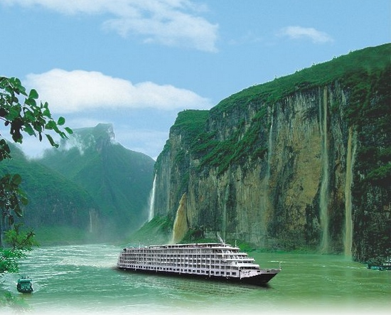 9D8N Group tour For Guangzhou-Zhangjiajie-Yichang-Yangtze River-Chongqing-Guangzhou