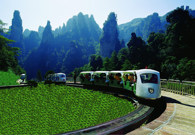 6D5N Group Tour To Zhangjiajie-Tianmenshan-Changsha-Guangzhou