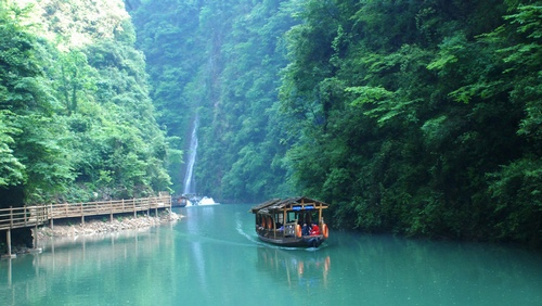 5Days tour for Zhangjiajie Avatar Park and Grand canyon and Tianmenshan