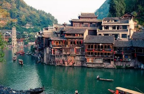 Hunan Tour Destinations for Popular Valentine's Day