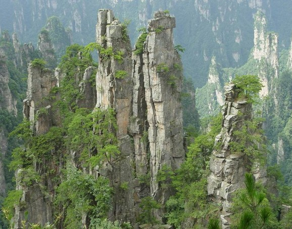 5Nights 6Days Whole trip to Zhangjiajie and Mengdong river Rafting