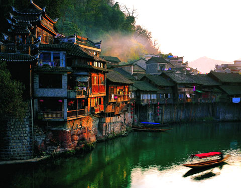 4N5D Discovery tour for Western Hunan's Ancient Culture