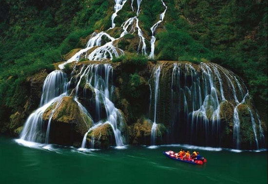 5D4N Family tour For Wulingyuan and Tianmenshan and Rafting