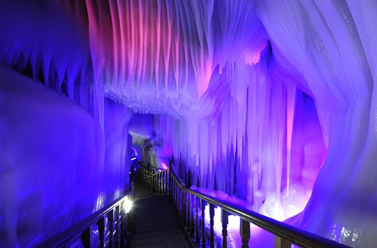 8N9D Tour Program for Beijing-Wannian ice cave-Taihang-Guoliang village-Zhangjiajie