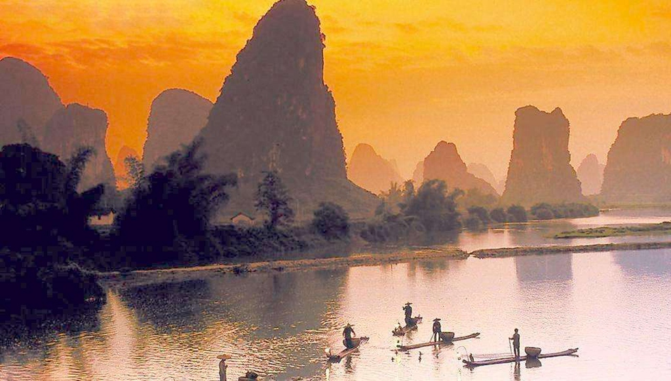 4 Days Standard Private tour in Guilin and Yangshuo