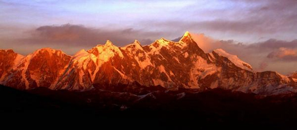 China's most Beautiful Ten Famous Mountains