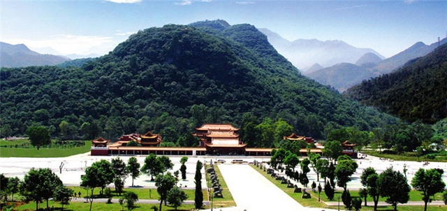 Jiuyishan Mountain Scenic Area