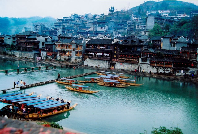 3 Days tour for Fenghuang-Aizhai Bridge-Dehang Village-Furong Town