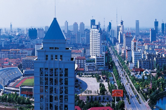 Introduction of Changde, Hunan, China