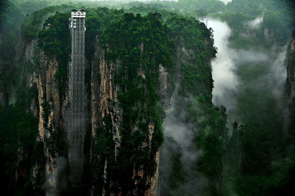 DAY TRIP to Zhangjiajie national forest park or Grand canyon or Tianmenshan