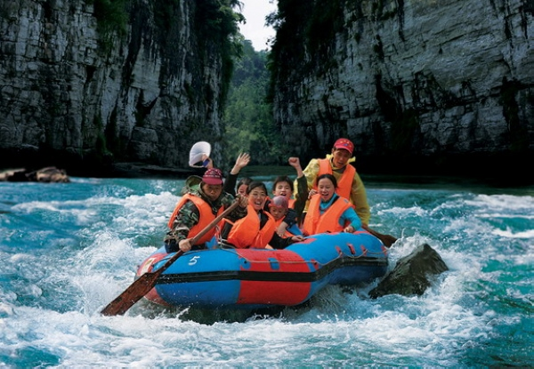 Zhangjiajie Summer Tourism is an Ideal Travel Summer Place