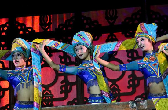 The Award-list for Contributions to China's Culture & Tourism Development