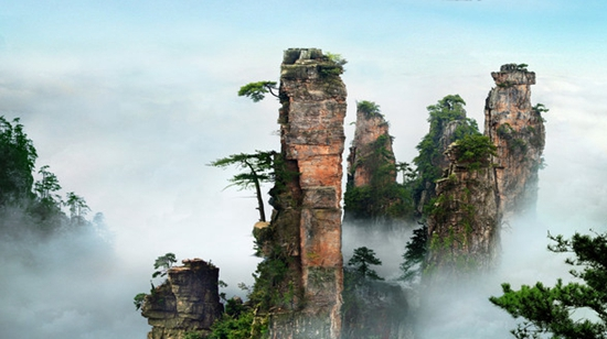 Any reliable local tour for Zhangjiajie in Changsha?
