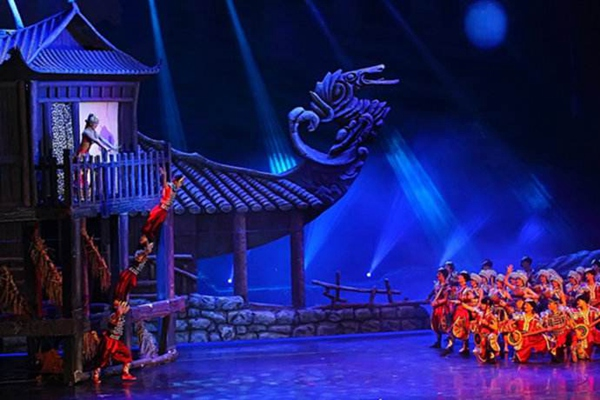 Charming Xiangxi-One of Zhangjiajie Irresistible Shows