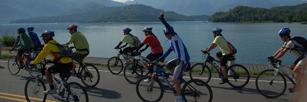 1 Day cycling trip routes around Changsha city