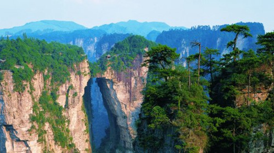 Zhangjiajie - Lost Pandora World on Earth!