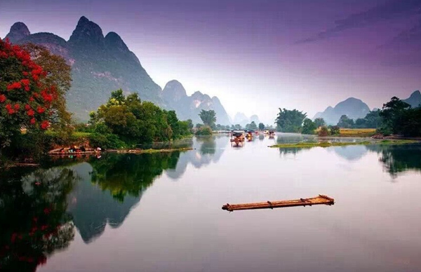 7D6N Private tour for Yangshuo-Guilin-Changsha-Zhangjiajie-Changsha