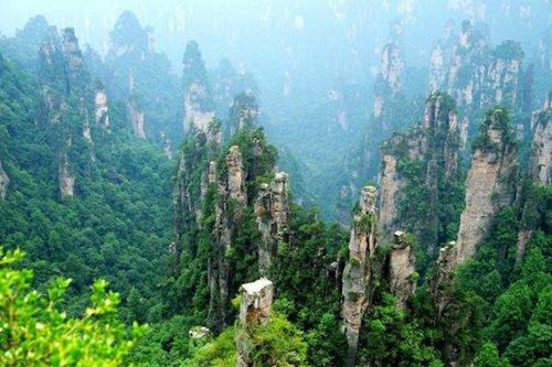 Origin of the name-Zhangjiajie?