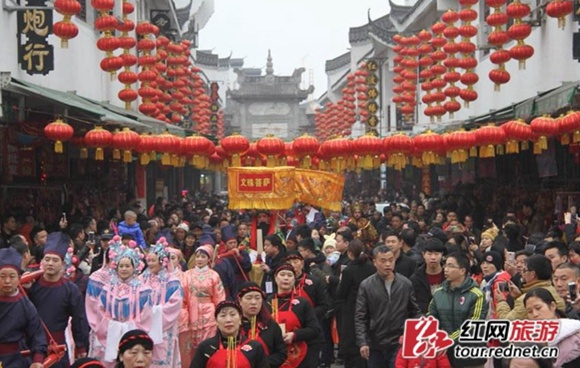 30 Million Trips Made in Hunan During Spring Festival Holiday