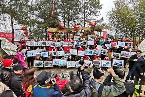 Hunan art festival promotes rural culture vitalization