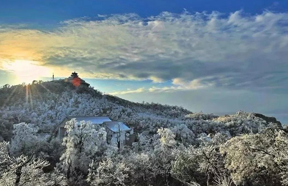 Tianmenshan was selected as Top 10