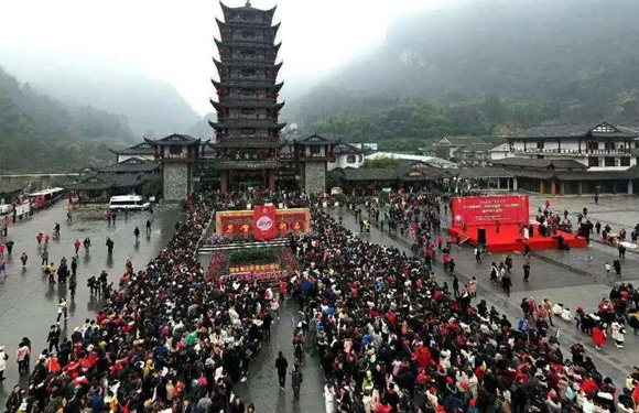 2019 Zhangjiajie Spring Festival Holiday Tourism Comprehensive Overview