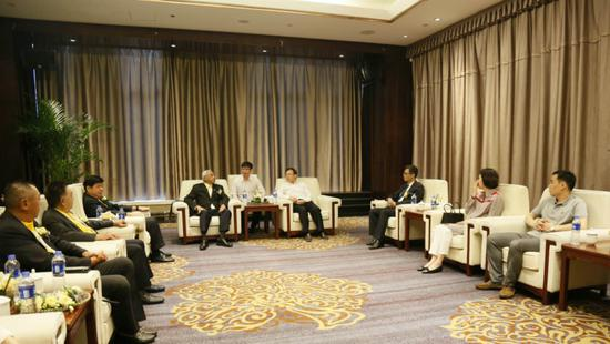 Hunan-Thailand Cultural Tourism Exchange and Cooperation Forum Held