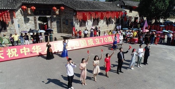 Rural Tourism Booms During National Day Holiday